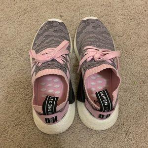 Adidas Women's NMD R2 Primeknit Shoes